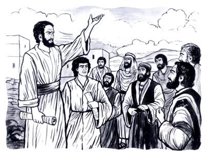 Image result for preaching the gospel